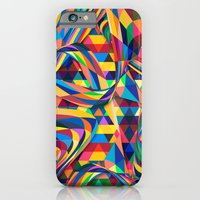 iPhone Cases featuring The Optimist by Danny Ivan