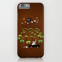 Never Trust A Bear iPhone 6 Slim Case