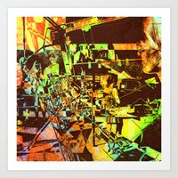Another Sunday Impressio… Art Print