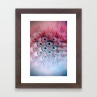 EYE AM Multitudes Framed Art Print
