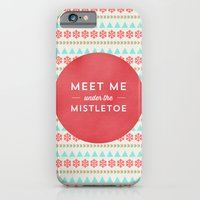 MISTLETOE 2 iPhone 6 Slim Case