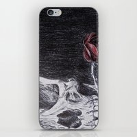 On Death and Dying iPhone & iPod Skin