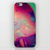 Hours of Use iPhone & iPod Skin