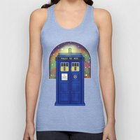 The Sexiest Ship In The Universe Unisex Tank Top