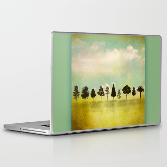 IN RANK AND FILE Laptop & iPad Skin