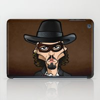 Don Juan iPad Case
