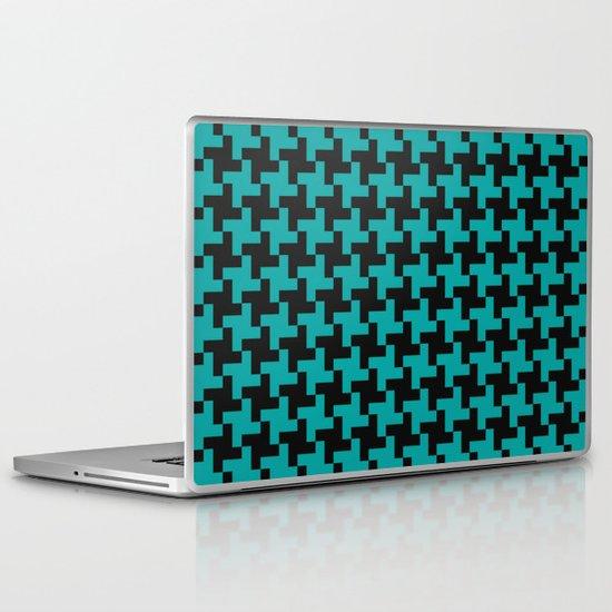 Simple Swirl Laptop & iPad Skin