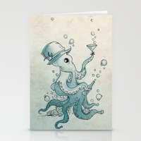 Octoast Stationery Cards