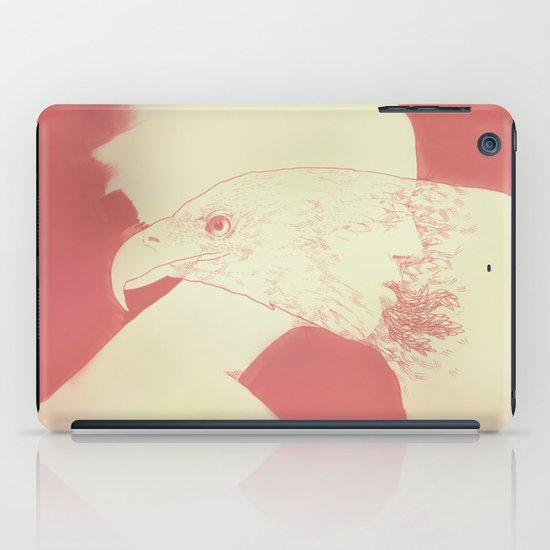 """""""Once I Was an Eagle"""" by Justin Hopkins iPad Case"""