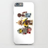 Warriors iPhone 6 Slim Case
