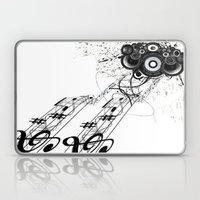 Music is Life Laptop & iPad Skin