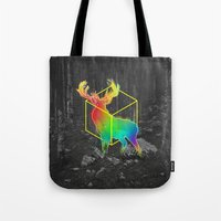 Catch The Reinbow Tote Bag