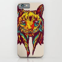 BE RARE* - Iberic Lince iPhone 6 Slim Case