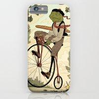 Morning Ride iPhone 6 Slim Case