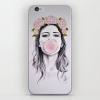 Bubble iPhone & iPod Skin
