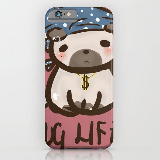 'Pug Life' iPhone & iPod Case