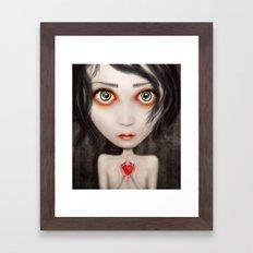 Broken Dreams Framed Art Print