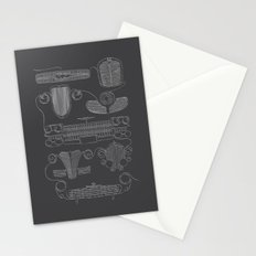 Classic Grills Stationery Cards