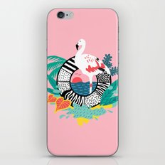 Flaming-oOO iPhone & iPod Skin