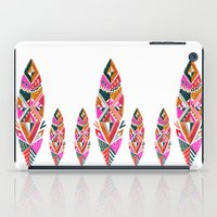 Brooklyn feathers iPad Case