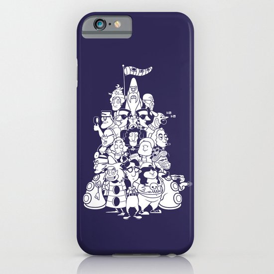 Day at the Mansion iPhone & iPod Case
