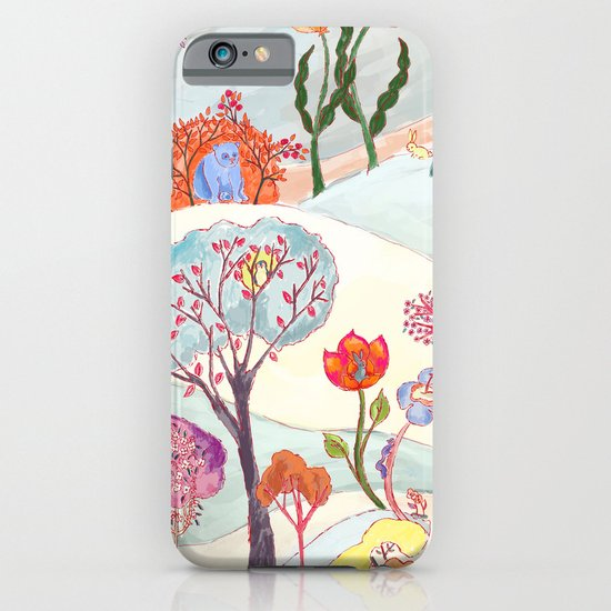 Garden Party - Print iPhone & iPod Case