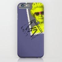 Pop Queen iPhone 6 Slim Case