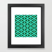 Pttrn15 Framed Art Print