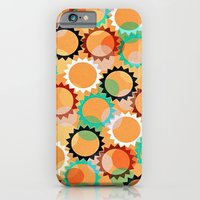 Smells like flowers and sun iPhone 6 Slim Case