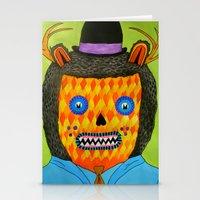 Self Portrait #2 Stationery Cards