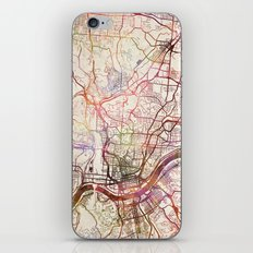 Cincinnati iPhone & iPod Skin