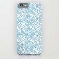 iPhone & iPod Case featuring High Rise by CNCRTKNVS