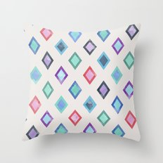 Lovely Pattern IV Throw Pillow