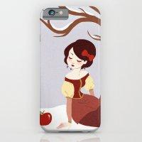 Skin White As Snow iPhone 6 Slim Case