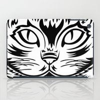 Coffee Cat iPad Case