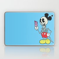 Mickey Bones Laptop & iPad Skin