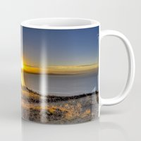 A Titicaca Sunset Mug