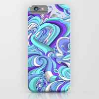 iPhone & iPod Case featuring Goodnight by Helen Kaur