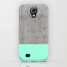 Sea on Concrete Galaxy S4 Slim Case