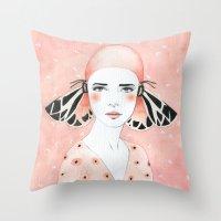 Julie Throw Pillow