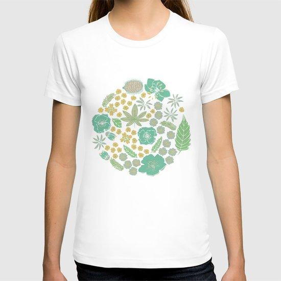 Floral Bloom  T-shirt