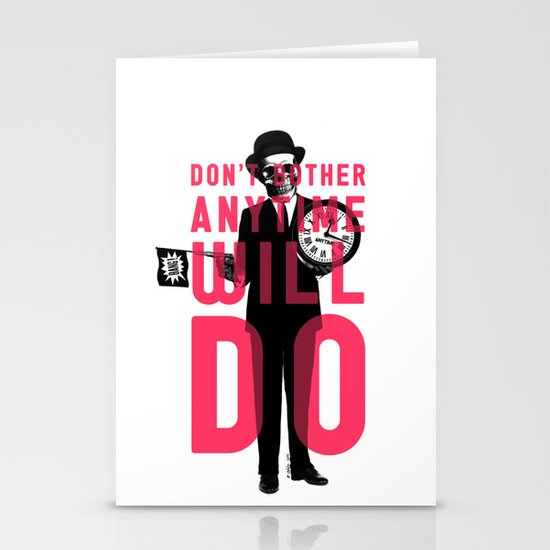 Smart Reaper Stationery Card