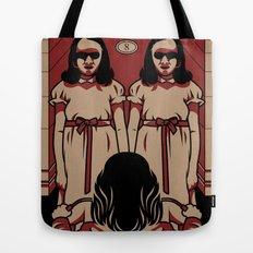 Dark Symmetry Tote Bag