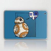 Droid Love Laptop & iPad Skin