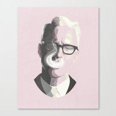Mad Men's Roger Sterling Canvas Print
