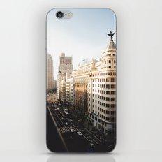Gran Vía iPhone & iPod Skin