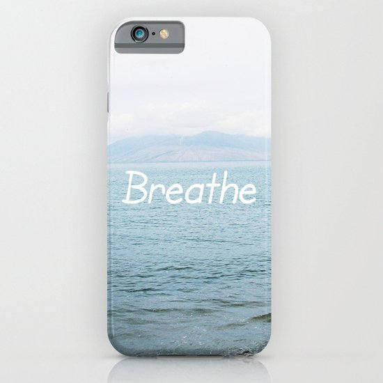 Take a moment and ... iPhone & iPod Case