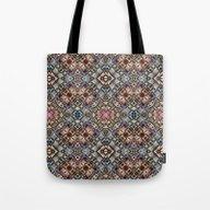 Abstract Geometric Surfa… Tote Bag