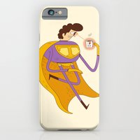 iPhone & iPod Case featuring Man of Tea by Pencil Bandit