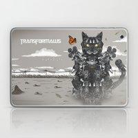 Transformaws Laptop & iPad Skin